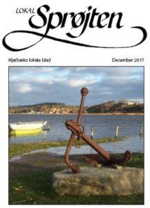 Sprøjten dec. 2017 - klik for at se bladet
